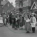 George VI Coronation fancy dress parade, Fenny Stratford