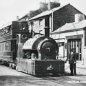 The Wolverton & Stony Stratford tram in Stony Stratford