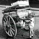 Co-op Milk Cart, Wolverton