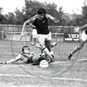 Milton Keynes City  vs Chesham, 1980.