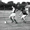 New Bradwell St. Peters vs Newport Pagnell, 1980.