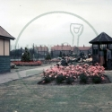 Bletchley Central Gardens, 1950.