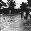 Queens swimming pool, Bletchley