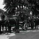Horse-drawn Fire Engine, Fenny Stratford