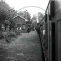 Newport Nobby train at Bradwell Station