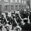 Army Manoeuvres in Wolverton, 1913