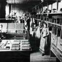 Composing Room, McCorquodales Printing Works, Wolverton
