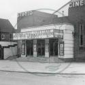 Bletchley Studio Cinema, 1973.