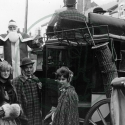 Bletchley Co-operative Society Christmas parade, 1964